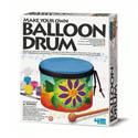 Balloon drum