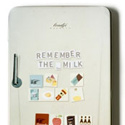 Remember the milk - magnet