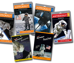 ASTRONAUTS SPACE FOOD